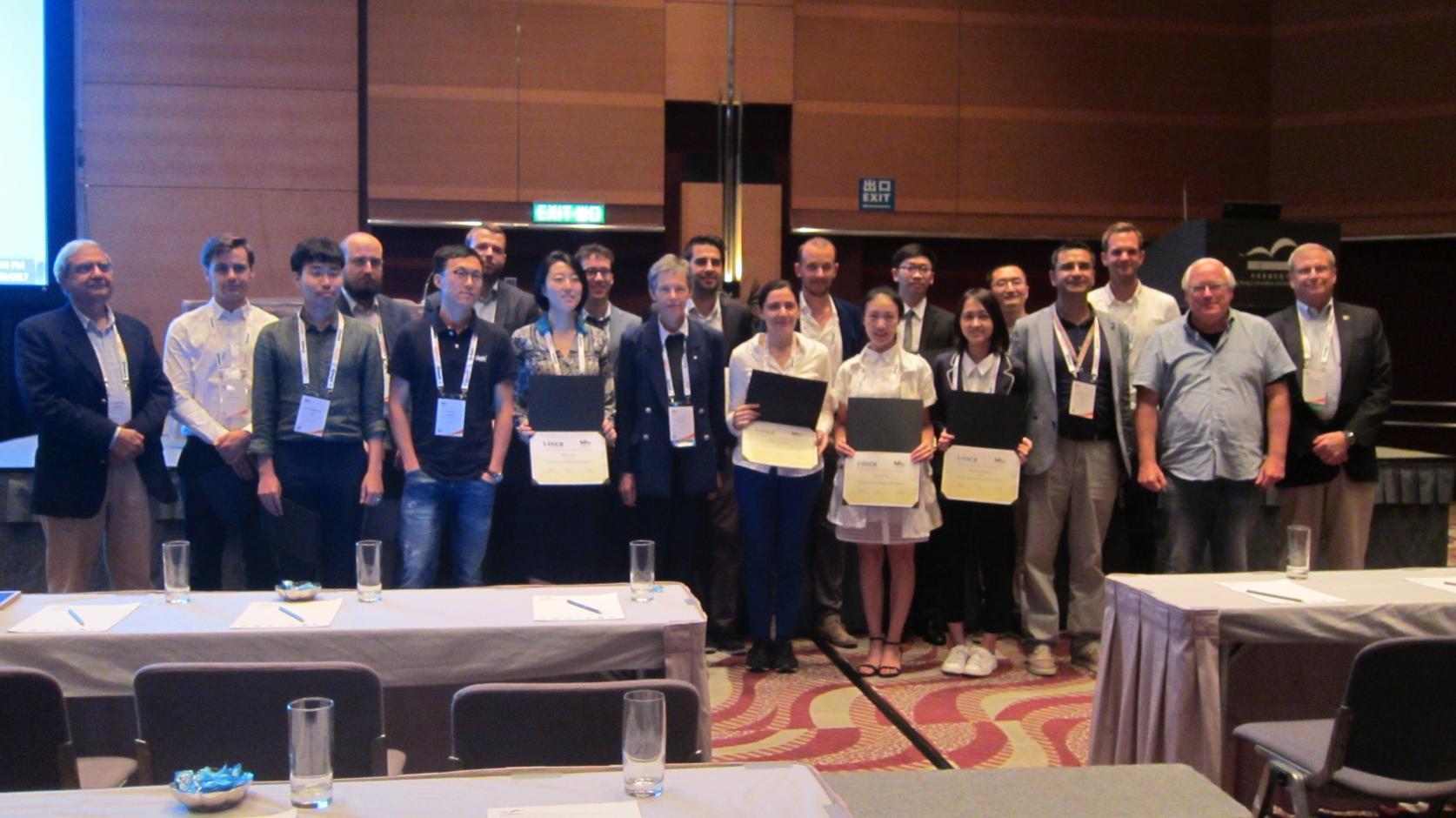 電気工学専攻博士前期課程の橋本実結さんが46th International Congress on Noise Control Engineering にてYOUNG PROFESSIONALS GRANTを受賞しました。