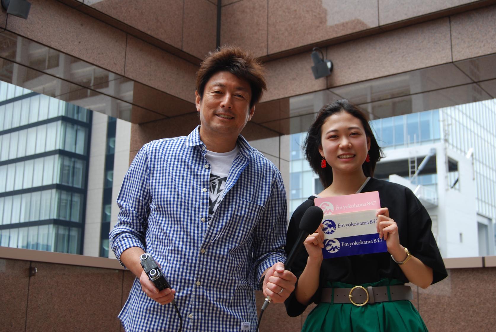 5月9日(水)21:45~FMヨコハマ「PRIME TIME」内「日本大学キャンパスインフォメーション」に建築学科の長島汐里さんが登場します!