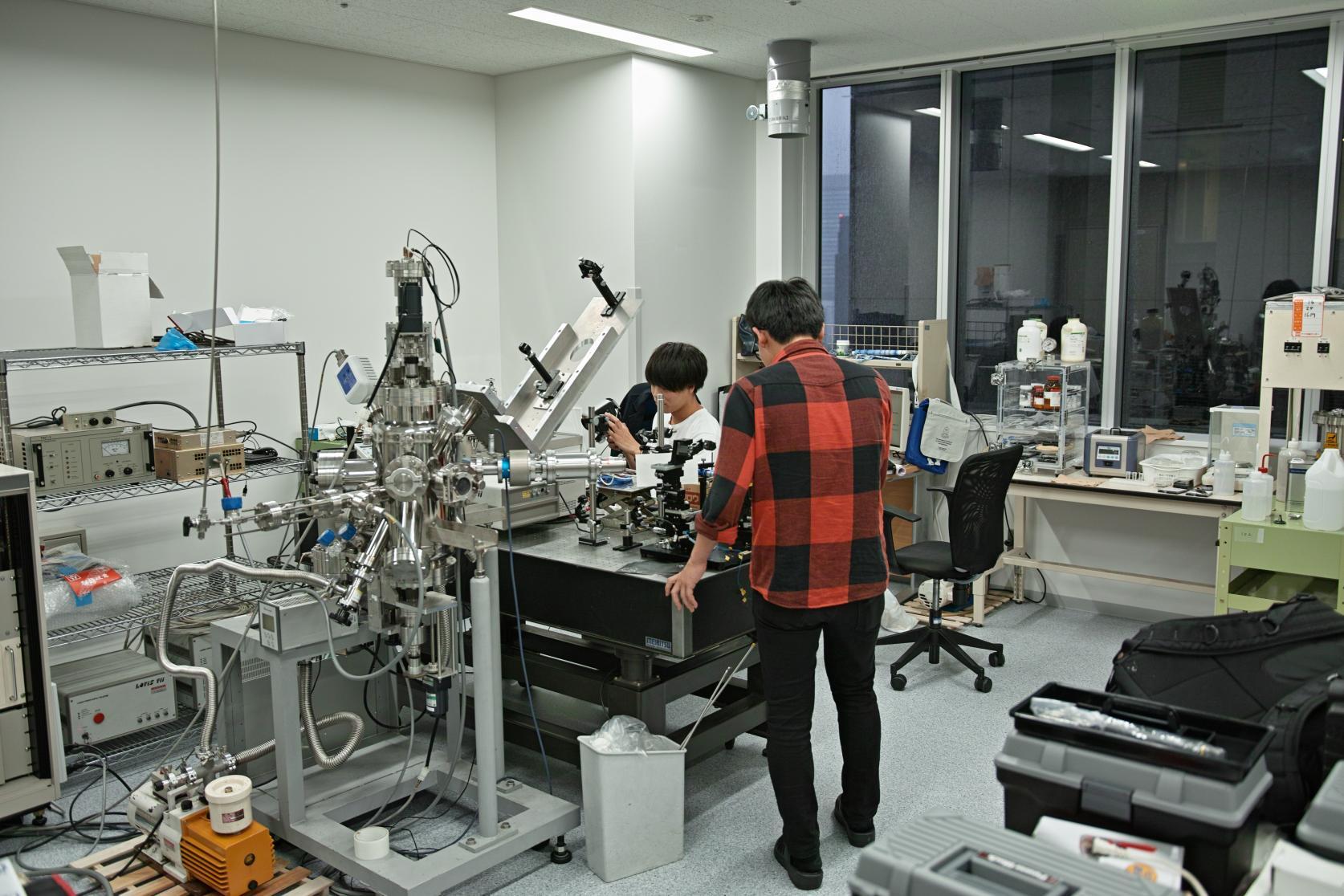 10月6日(土) :電気工学科オープンラボ開催ー新校舎タワー・スコラで研究室を公開ー