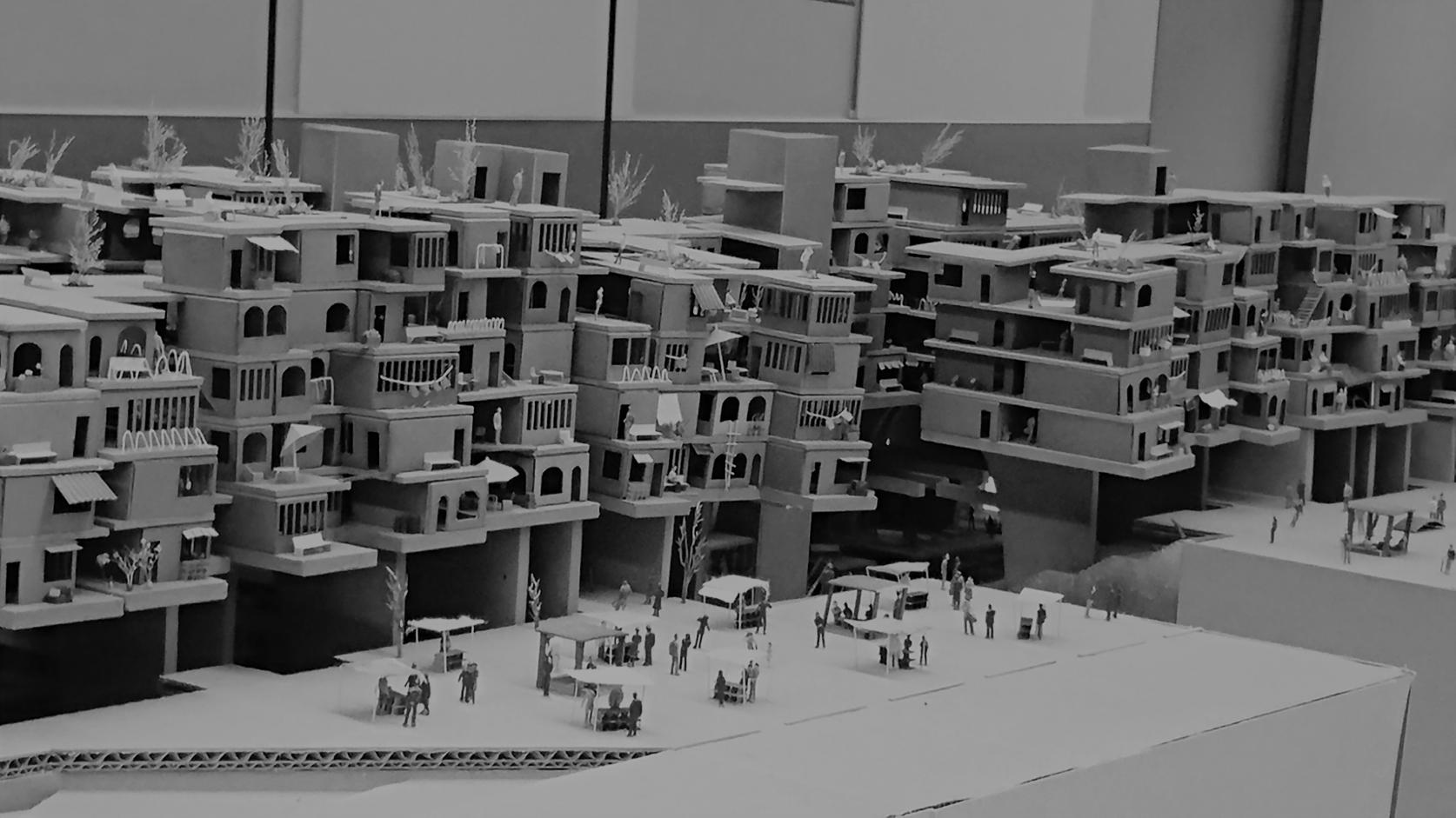 10月1日(月)~6日(土):建築週間<br>作品展示(10/1~6)/研究室公開(10/6のみ)/総合講評会スーパージュリー(10/6のみ)<br>ー将来建築の世界を目指している皆さん、必見ですー