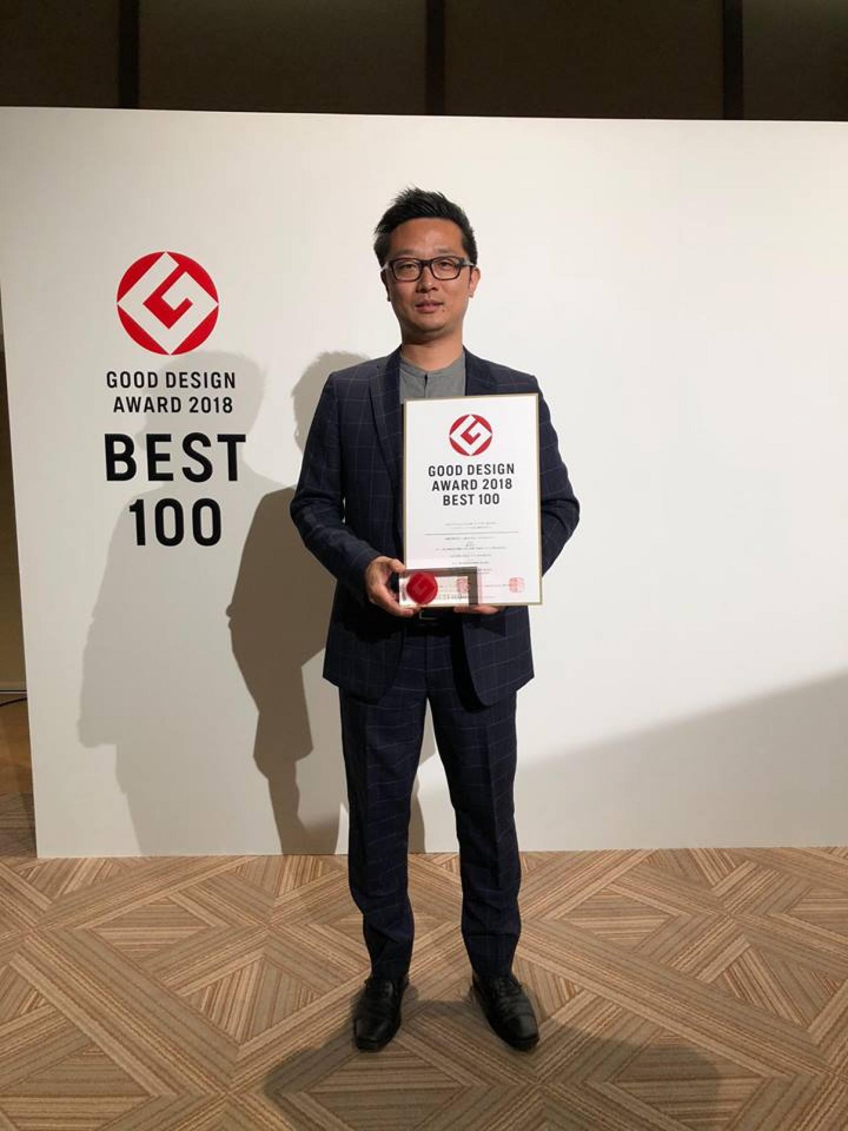 まちづくり工学科 落合正行助手が設計した「上池台の住宅 いけのうえのスタンド」が「2018年度グッドデザイン賞」および「グッドデザイン・ベスト100」を受賞しました。