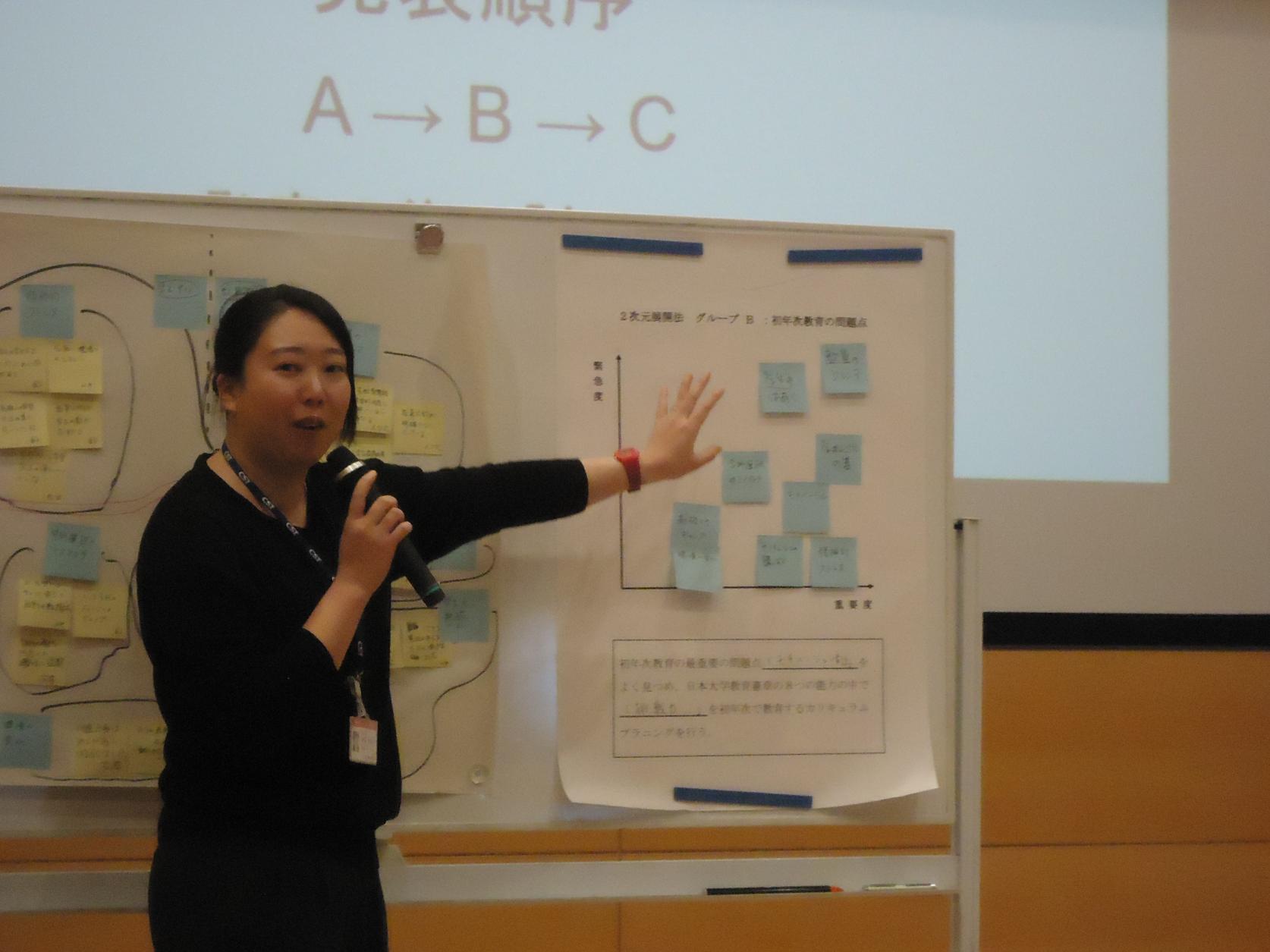 2018年12月18日(火) 全学FDワークショップ@キャンパス(理工学部)を開催しました。