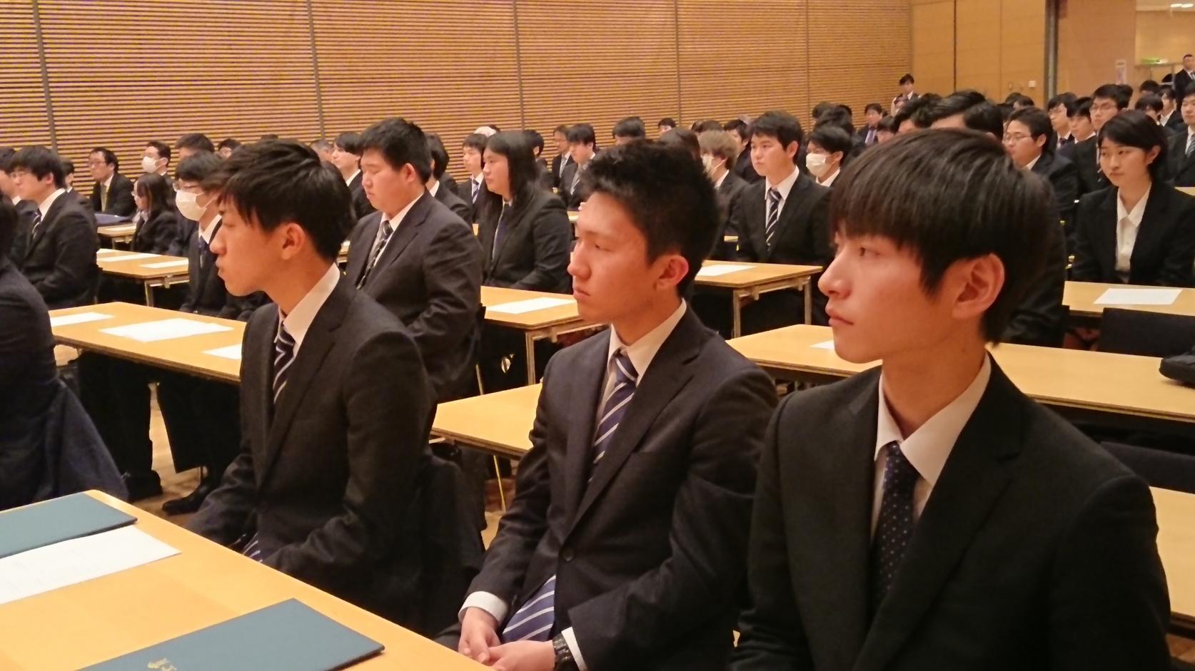 3月2日(土)未来博士工房学生博士賞表彰式が執り行われました。