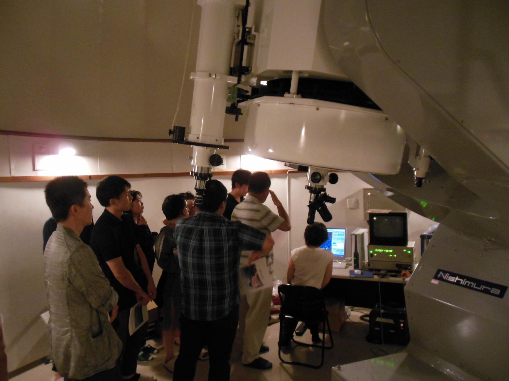 【実施報告】令和元年度八海山天文台利用講習会を実施しました。