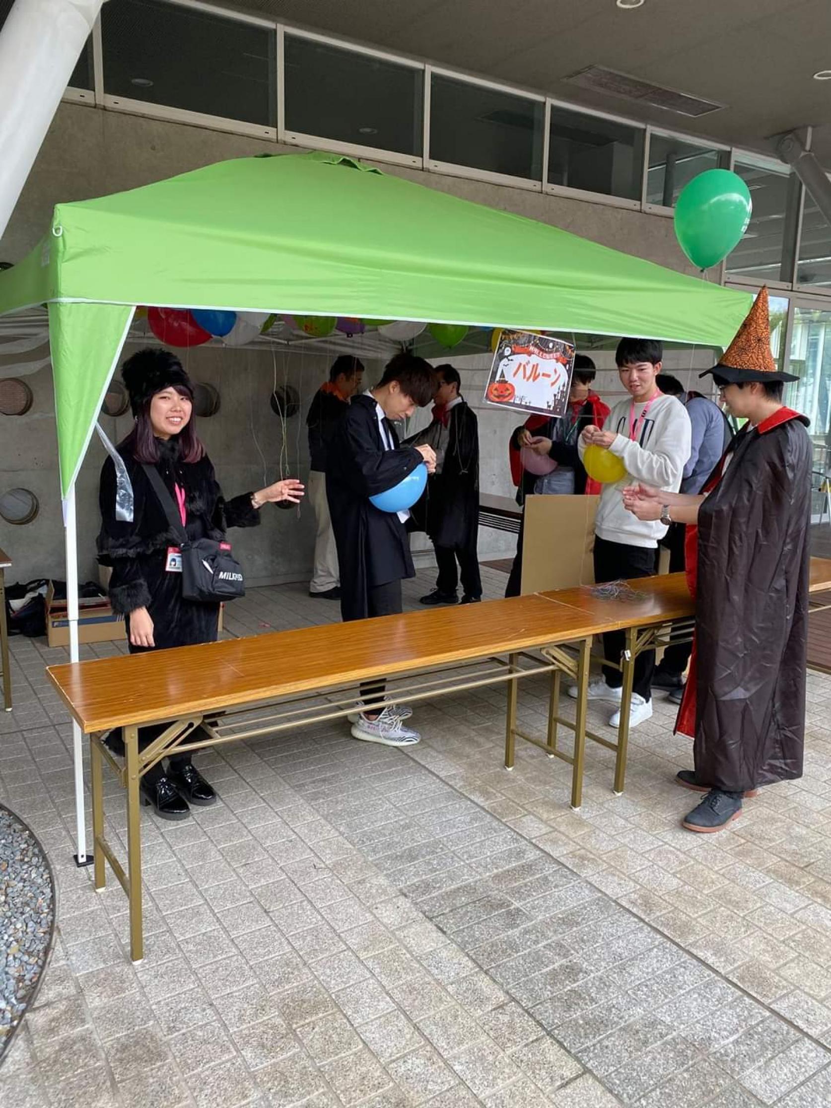 【開催報告】<Science Wonderland in CST>船橋キャンパスは、仮装したかわいい子供たちの笑顔に包まれました。